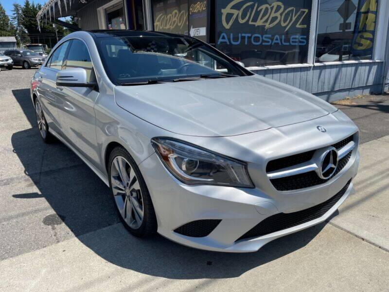 2014 Mercedes-Benz CLA for sale in Tacoma, WA