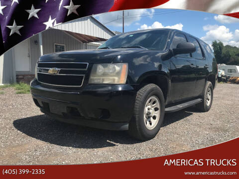 2009 Chevrolet Tahoe for sale at Americas Trucks in Jones OK