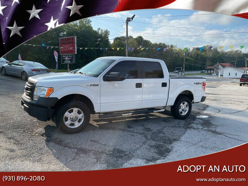 2013 Ford F-150 for sale at Adopt an Auto in Clarksville TN
