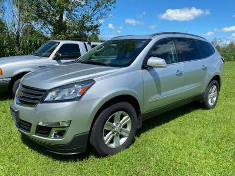 2014 Chevrolet Traverse for sale at Dave's Auto & Truck in Campbellsport WI
