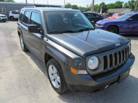2017 Jeep Patriot for sale at TWIN RIVERS CHRYSLER JEEP DODGE RAM in Beatrice NE