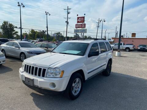 2007 Jeep Grand Cherokee for sale at 4th Street Auto in Louisville KY
