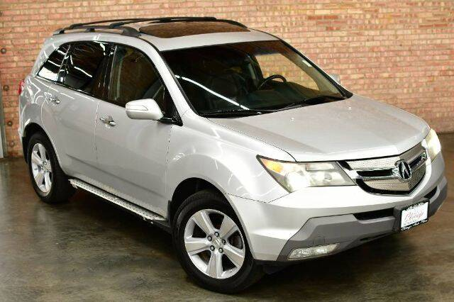 2007 Acura MDX SH-AWD 4dr SUV w/Sport and Entertainment Package - Bensenville IL