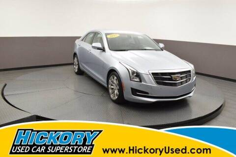 2017 Cadillac ATS for sale at Hickory Used Car Superstore in Hickory NC