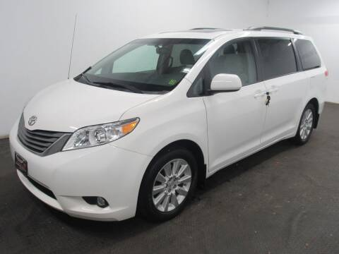 2014 Toyota Sienna for sale at Automotive Connection in Fairfield OH
