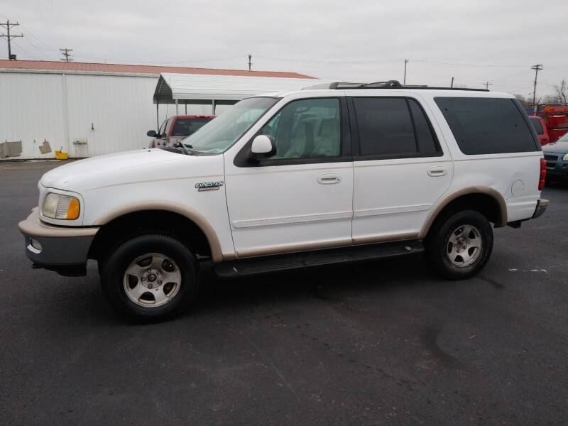 1998 Ford Expedition for sale at Big Boys Auto Sales in Russellville KY