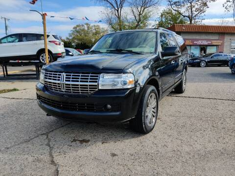 2010 Lincoln Navigator L for sale at Lamarina Auto Sales in Dearborn Heights MI