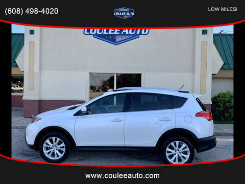 2013 Toyota RAV4 for sale at Coulee Auto in La Crosse WI