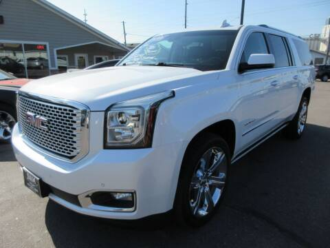 2016 GMC Yukon XL for sale at Dam Auto Sales in Sioux City IA