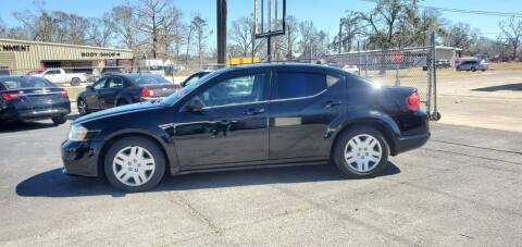 2014 Dodge Avenger for sale at Bill Bailey's Affordable Auto Sales in Lake Charles LA