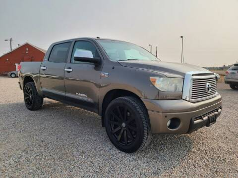 2010 Toyota Tundra for sale at BERKENKOTTER MOTORS in Brighton CO