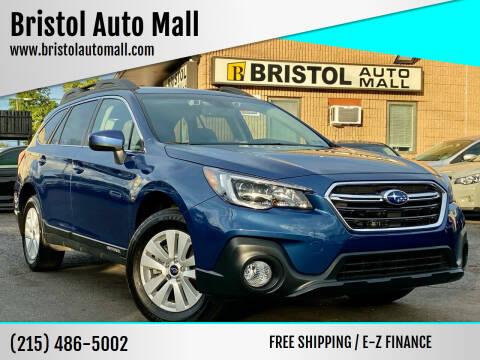 2019 Subaru Outback for sale at Bristol Auto Mall in Levittown PA