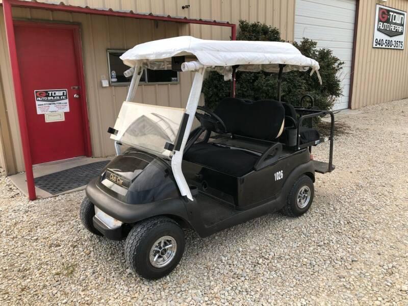 2004 Club Car Golfcart for sale at Gtownautos.com in Gainesville TX
