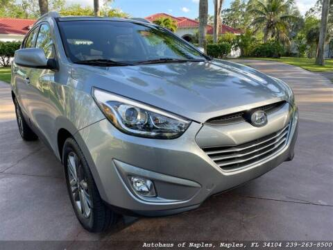 2014 Hyundai Tucson for sale at Autohaus of Naples Inc. in Naples FL