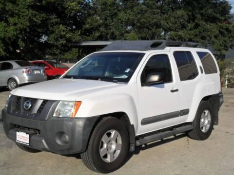2006 Nissan Xterra for sale at Talisman Motor City in Houston TX