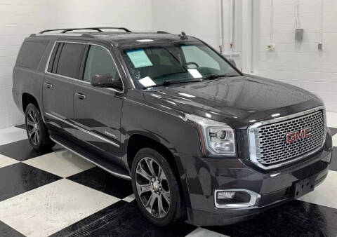 2015 GMC Yukon XL for sale at Elvis Auto Sales LLC in Grand Rapids MI