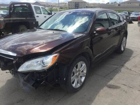2013 Chrysler 200 for sale at CK Auto Inc. in Bismarck ND