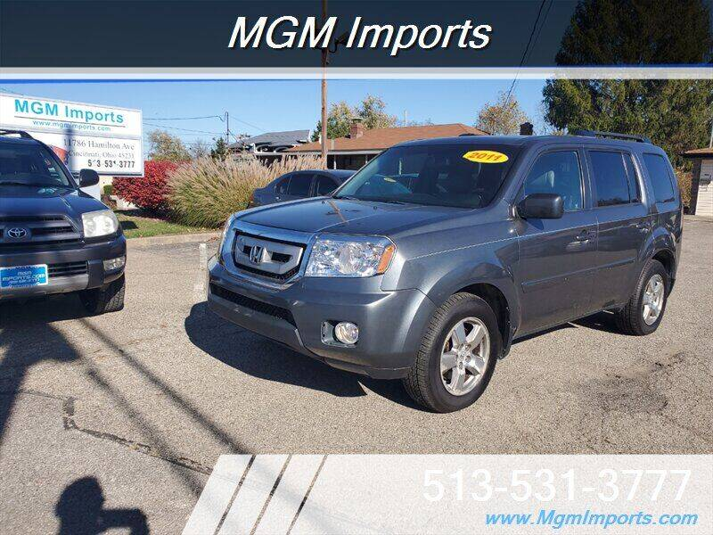 2011 Honda Pilot for sale at MGM Imports in Cincannati OH