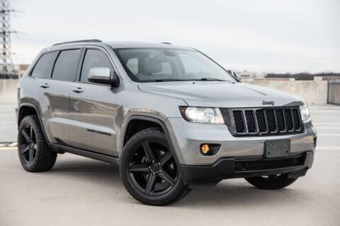 2012 Jeep Grand Cherokee for sale at Car Match in Temple Hills MD