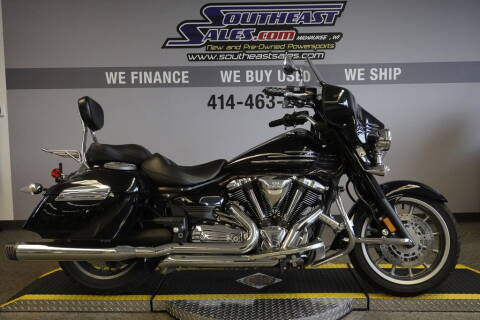 2010 Yamaha Stratoliner Deluxe for sale at Southeast Sales Powersports in Milwaukee WI