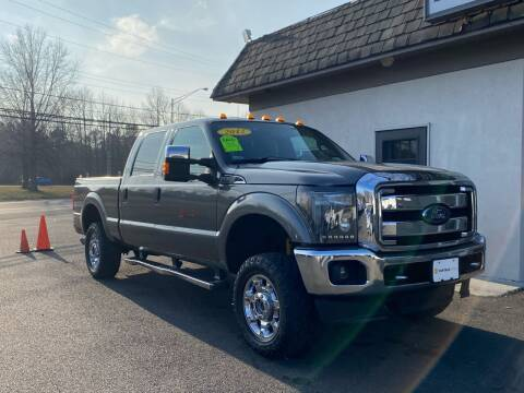 2012 Ford F-250 Super Duty for sale at Vantage Auto Group Tinton Falls in Tinton Falls NJ
