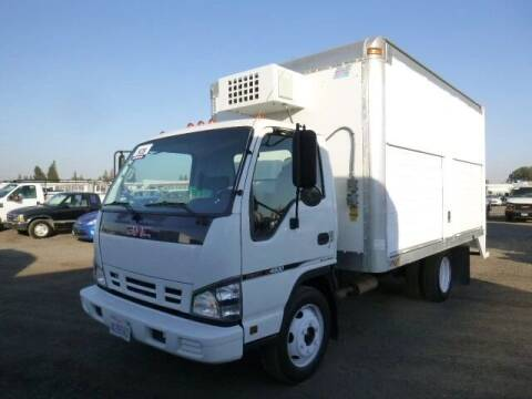 2007 GMC W4500 for sale at Armstrong Truck Center in Oakdale CA