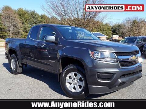 2016 Chevrolet Colorado for sale at ANYONERIDES.COM in Kingsville MD