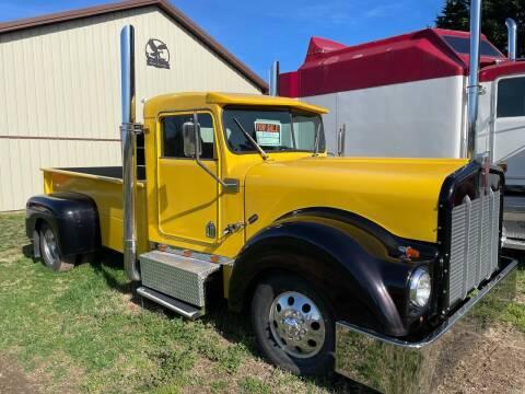 Kenworth Custom Built Truck