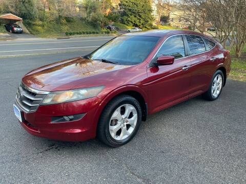 2010 Honda Accord Crosstour for sale at Car World Inc in Arlington VA