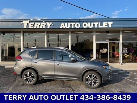 2017 Nissan Rogue for sale at Terry Auto Outlet in Lynchburg VA