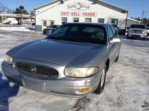 2004 Buick LeSabre for sale at Steves Auto Sales in Cambridge MN