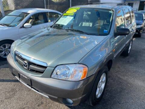 2004 Mazda Tribute for sale at Middle Village Motors in Middle Village NY
