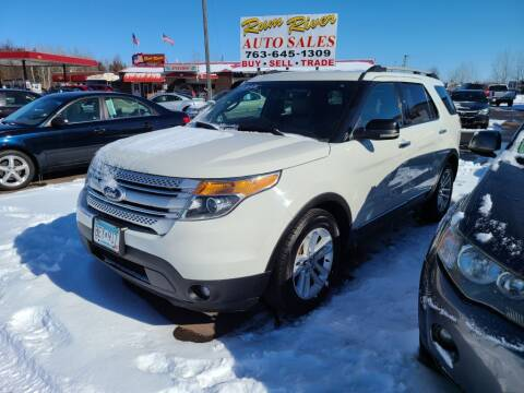 2011 Ford Explorer for sale at Rum River Auto Sales in Cambridge MN