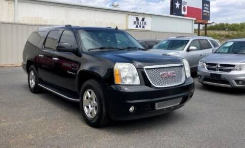 2007 GMC Yukon XL for sale at Chaparral Motors in Lubbock TX