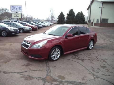 2014 Subaru Legacy for sale at Budget Motors - Budget Acceptance in Sioux City IA