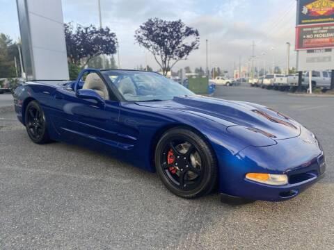 2004 Chevrolet Corvette for sale at West Coast Auto Works in Edmonds WA