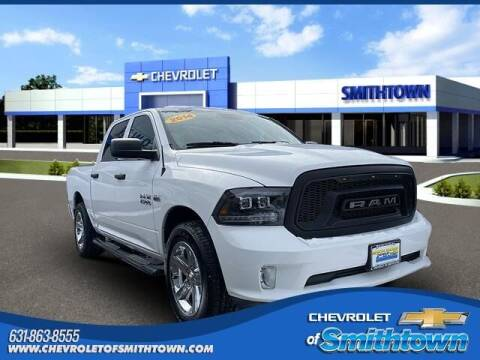 2014 RAM Ram Pickup 1500 for sale at CHEVROLET OF SMITHTOWN in Saint James NY