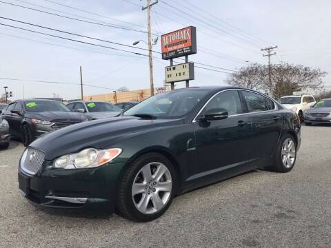 2011 Jaguar XF for sale at Autohaus of Greensboro in Greensboro NC