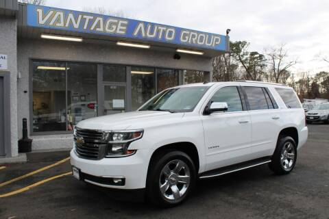 2015 Chevrolet Tahoe for sale at Vantage Auto Group in Brick NJ
