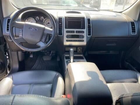 2007 Ford Edge for sale at Affordable Auto Inc. in Pico Rivera CA