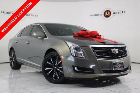 2017 Cadillac XTS for sale at INDY'S UNLIMITED MOTORS - UNLIMITED MOTORS in Westfield IN