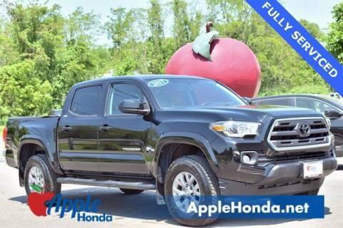 2017 Toyota Tacoma for sale at APPLE HONDA in Riverhead NY
