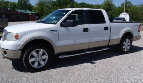 2007 Ford F-150 for sale at Taylor Car Connection in Sedalia MO