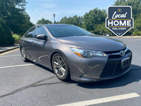 2017 Toyota Camry for sale at Premier Auto Solutions & Sales in Quinton VA