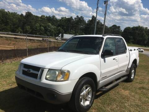 2002 Ford Explorer Sport Trac for sale at Atlanta United Motors in Buford GA