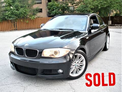 2012 BMW 1 Series for sale at Autobahn Motors USA in Kansas City MO