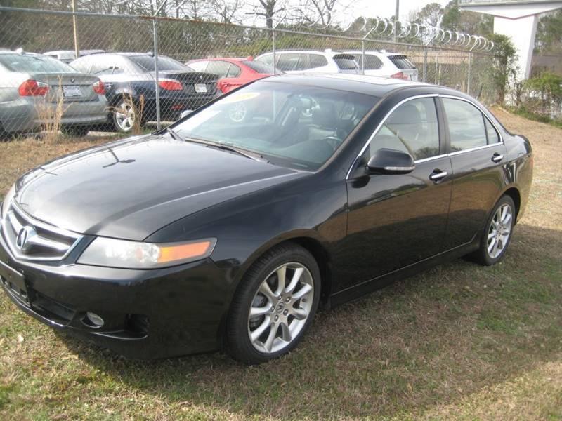 2008 Acura TSX for sale at Carland Enterprise Inc in Marietta GA