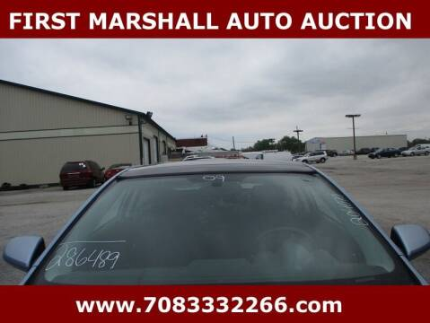 2009 Scion tC for sale at First Marshall Auto Auction in Harvey IL