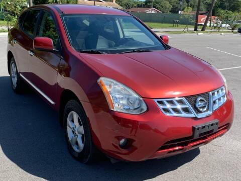 2013 Nissan Rogue for sale at Consumer Auto Credit in Tampa FL