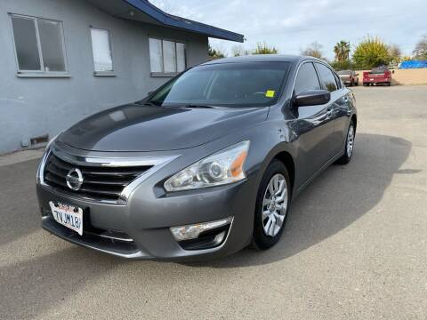 2015 Nissan Altima for sale at Autodealz of Fresno in Fresno CA